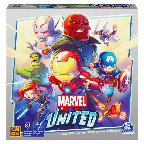 Spin Master Games Marvel United - image 1 of 4