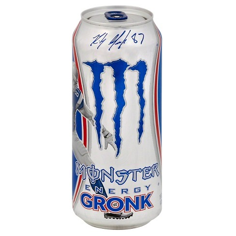 Monster Energy, Gronk - 16 fl oz Can