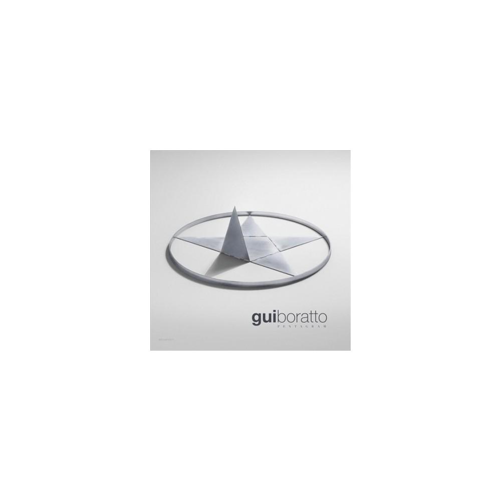 Gui Boratto - Pentagram (CD)