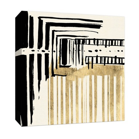 Golden Hall Gallery Wrapped Canvas - PTM Images - image 1 of 2