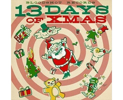 Various - Bloodshot's 13 Days Of Xmas (Vinyl) - image 1 of 1