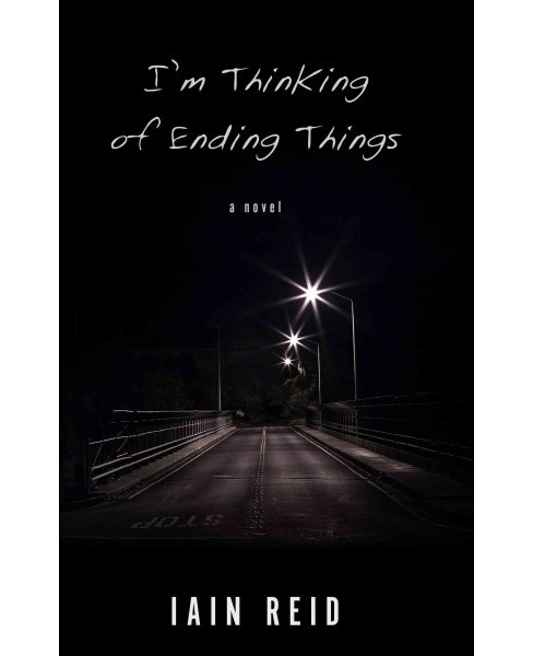 I'm Thinking of Ending Things (Large Print) (Hardcover) (Iain Reid) - image 1 of 1