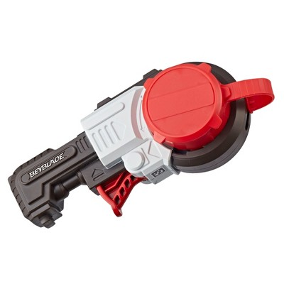 Beyblade Burst Turbo Slingshock Precision Strike Launcher - Compatible with Right/Left-Spin Tops