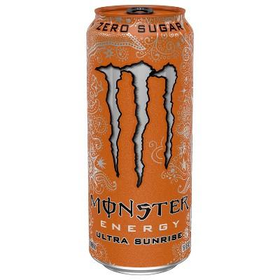 Monster Energy, Ultra Sunrise - 16 fl oz Can