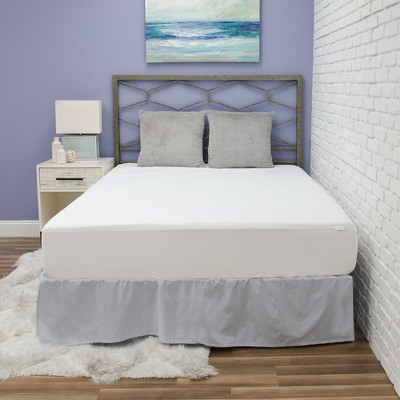 BioPEDIC Fresh and Clean Mattress Protector with Antimicrobial Ultra-Fresh Treated Fabric