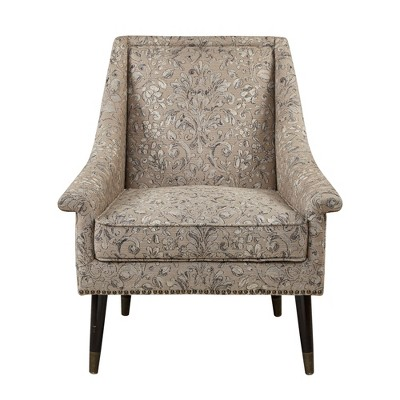 Booksin Accent Chair Tan