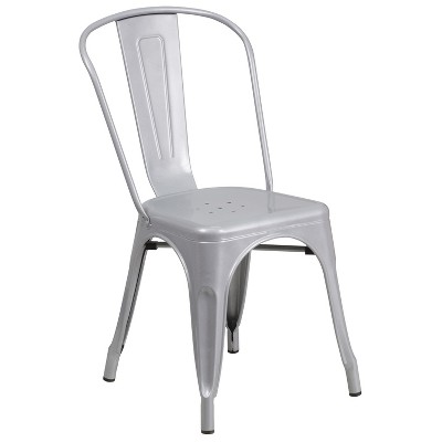 Metal Indoor Outdoor Chair - Riverstone Furniture Collection