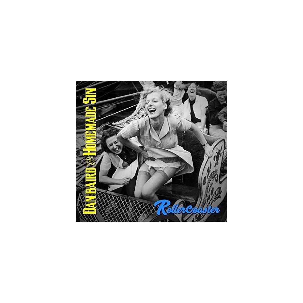 Dan Baird - Rollercoaster (CD)