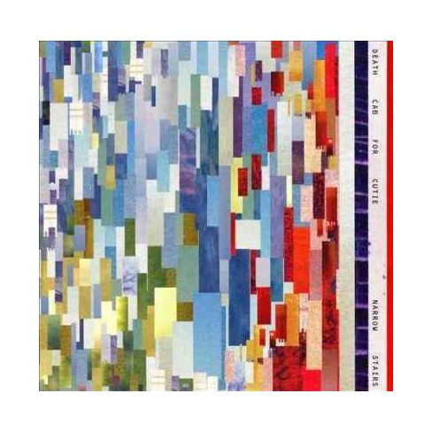 Death Cab For Cutie - Narrow Stairs (Vinyl) - image 1 of 1