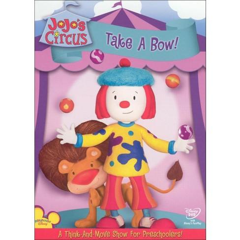 Jojo's Circus: Take a Bow! - image 1 of 1