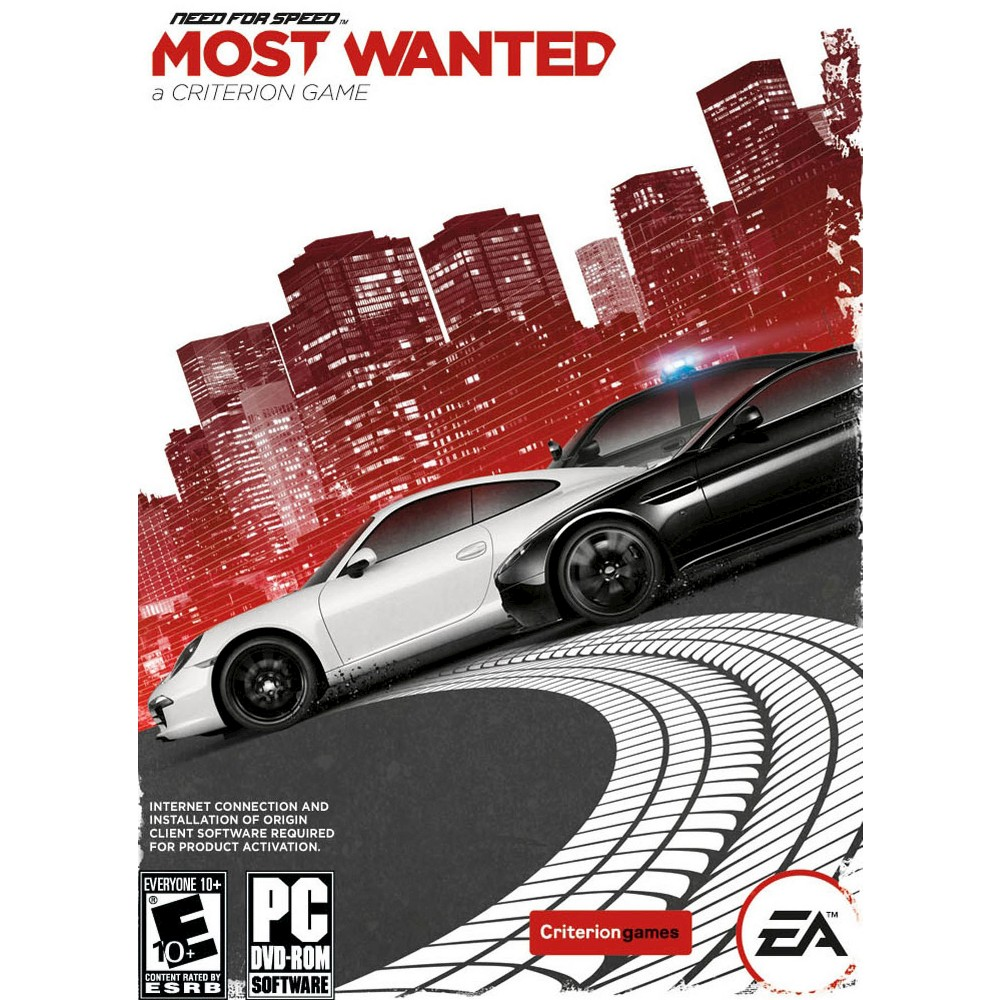 Need For Speed Most Wanted Pc Game Digital