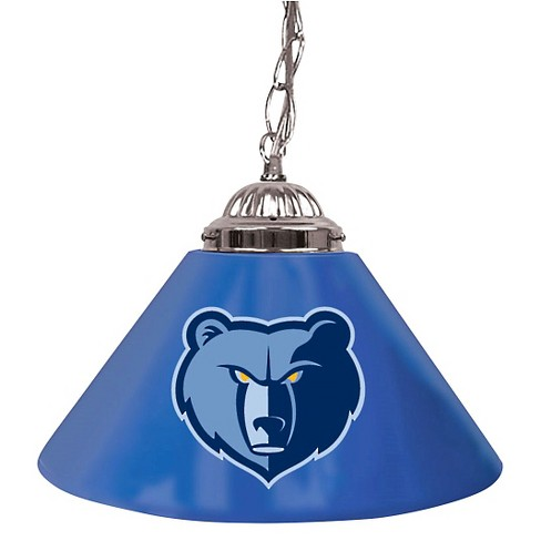 Memphis Grizzlies Single Shade Bar Lamp - 14 inch - image 1 of 1