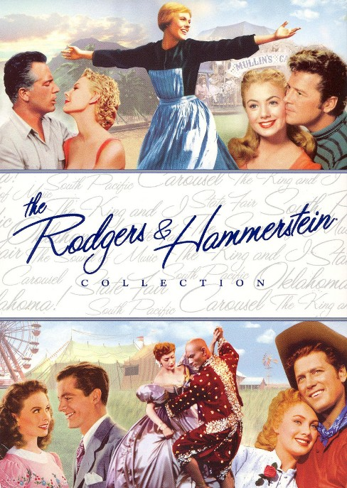 The Rodgers & Hammerstein Collection (dvd_video) - image 1 of 1