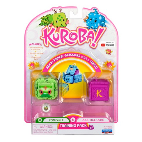 Kuroba Ponykale Training Pack - image 1 of 3