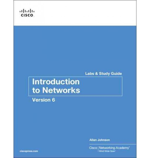 Introduction to Networks (Vol 6) (Paperback) (Allan Johnson) - image 1 of 1