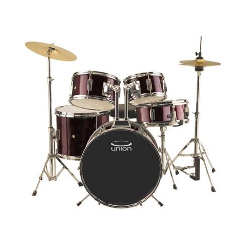 Union Uj5 5pc Junior Drum Set With Hardware Target