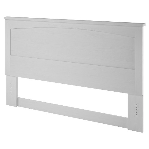 Odette Queen Headboard Federal White Ameriwood Home Ameriwood Home