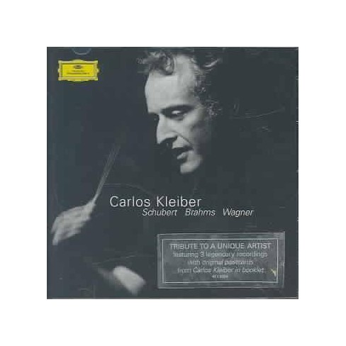 Brahms - Schubert - Brahms - Wagner (CD) - image 1 of 1