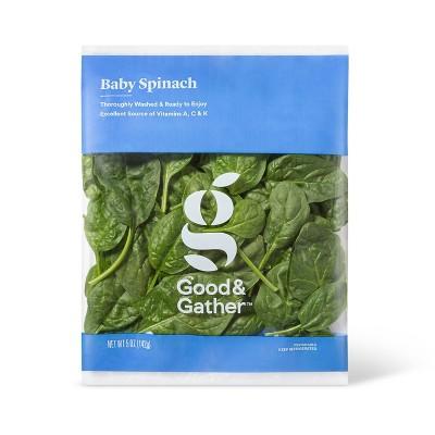Baby Spinach - 5oz - Good & Gather™