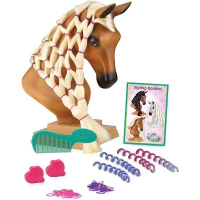 Breyer Animal Creations Breyer Horses Mane Beauty Styling Head | Sunset