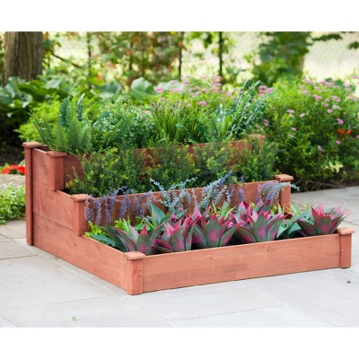 "21""H Novelty Planters - Brown - Leisure Season"