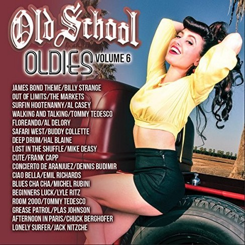 Various - Old School Oldies Volume 6:Lost & Fou (CD) - image 1 of 1