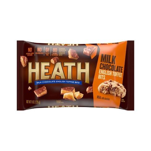 Heath Milk Chocolate Toffee Bits - 8oz - image 1 of 4