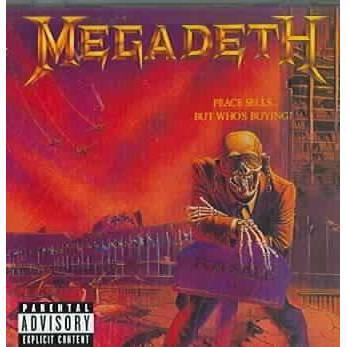 Megadeth - Peace Sells...But Who's Buying? (EXPLICIT LYRICS) (CD)