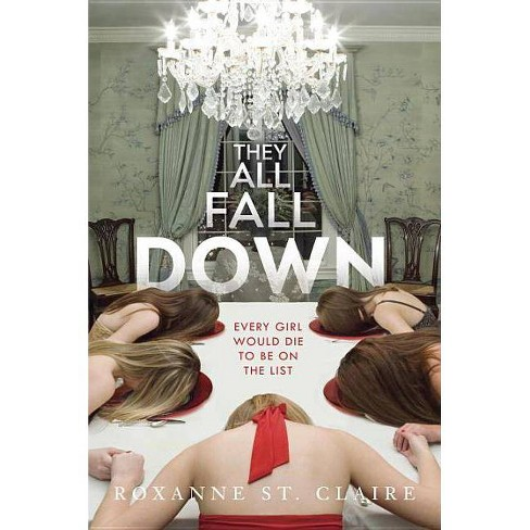 They All Fall Down - by  Roxanne St Claire (Paperback) - image 1 of 1