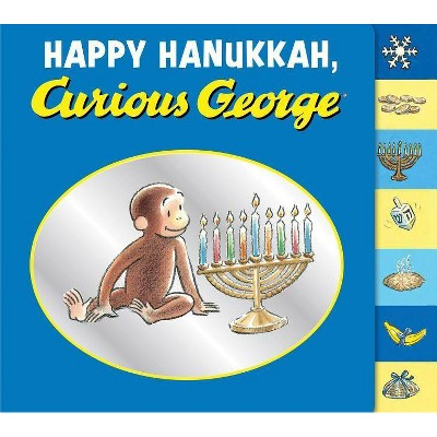 Happy Hanukkah, Curious George (Board)by Emily Flaschner Meyer