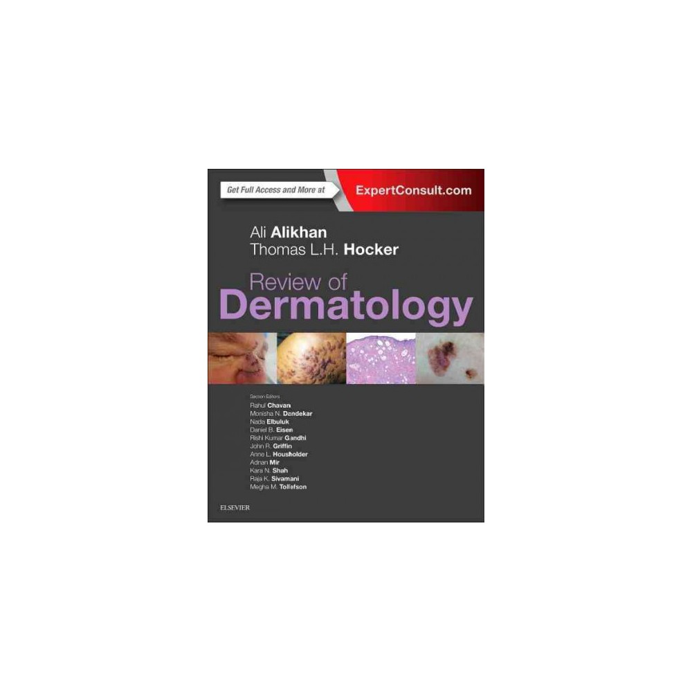 Review of Dermatology (Paperback) (Ali Alikhan & Thomas L. H. Hocker)