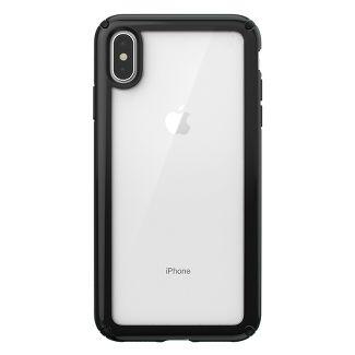 Speck Apple iPhone XS Max Presidio Case - Clear/Black