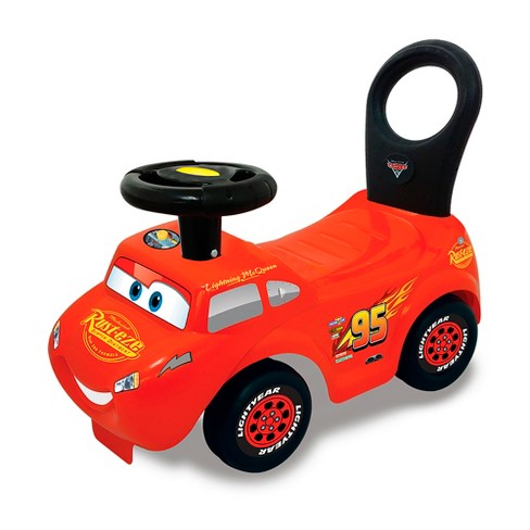 Disney/Pixar Lightning McQueen Racer Ride On - image 1 of 1