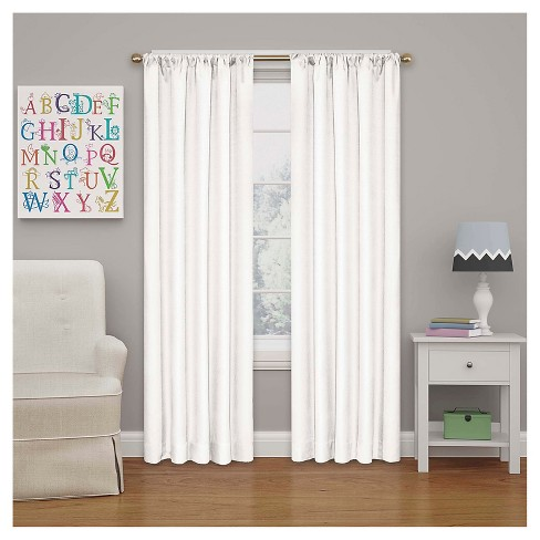 Eclipse MyScene Kendall Thermaback Curtain Panel - image 1 of 3