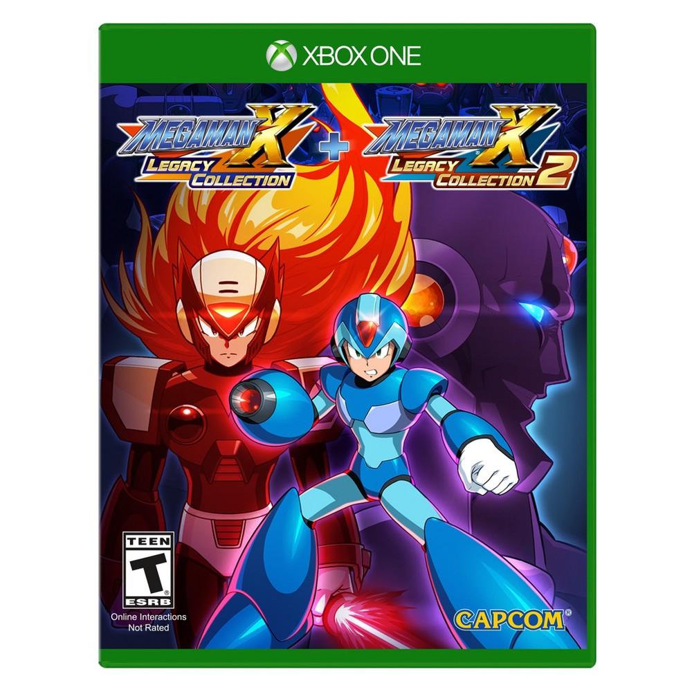 Mega Man X: Legacy Collection 1 & 2 - Xbox One
