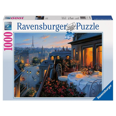 Paris Balcony 1000pc Puzzle - image 1 of 2