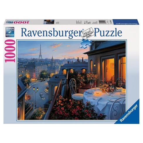 Ravensburger Paris Balcony Puzzle 1000pc - image 1 of 2