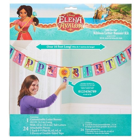 Elena of Avalor Party Banner - image 1 of 2