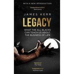 Legacy - by  James Kerr (Paperback)