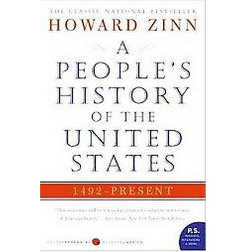 People's History of the United States (Paperback) (Howard Zinn) - image 1 of 1