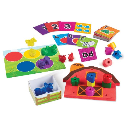 Learning Resources All Ready for Toddler Time Readiness Kit - image 1 of 4