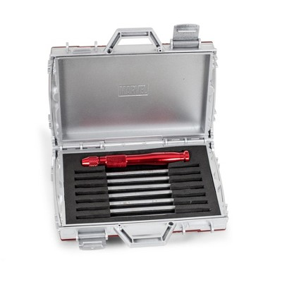 Robe Factory LLC Marvel Iron Man 2 Replica Briefcase 7-Piece Screwdriver Set Tool Kit