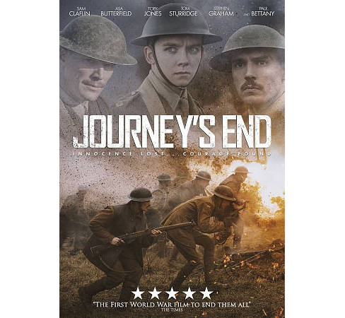 Journey's End (DVD) - image 1 of 1