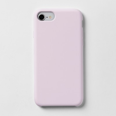 heyday™ Apple iPhone Silicone Case - Pink