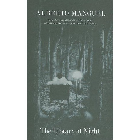 The Library at Night - by  Alberto Manguel (Paperback) - image 1 of 1