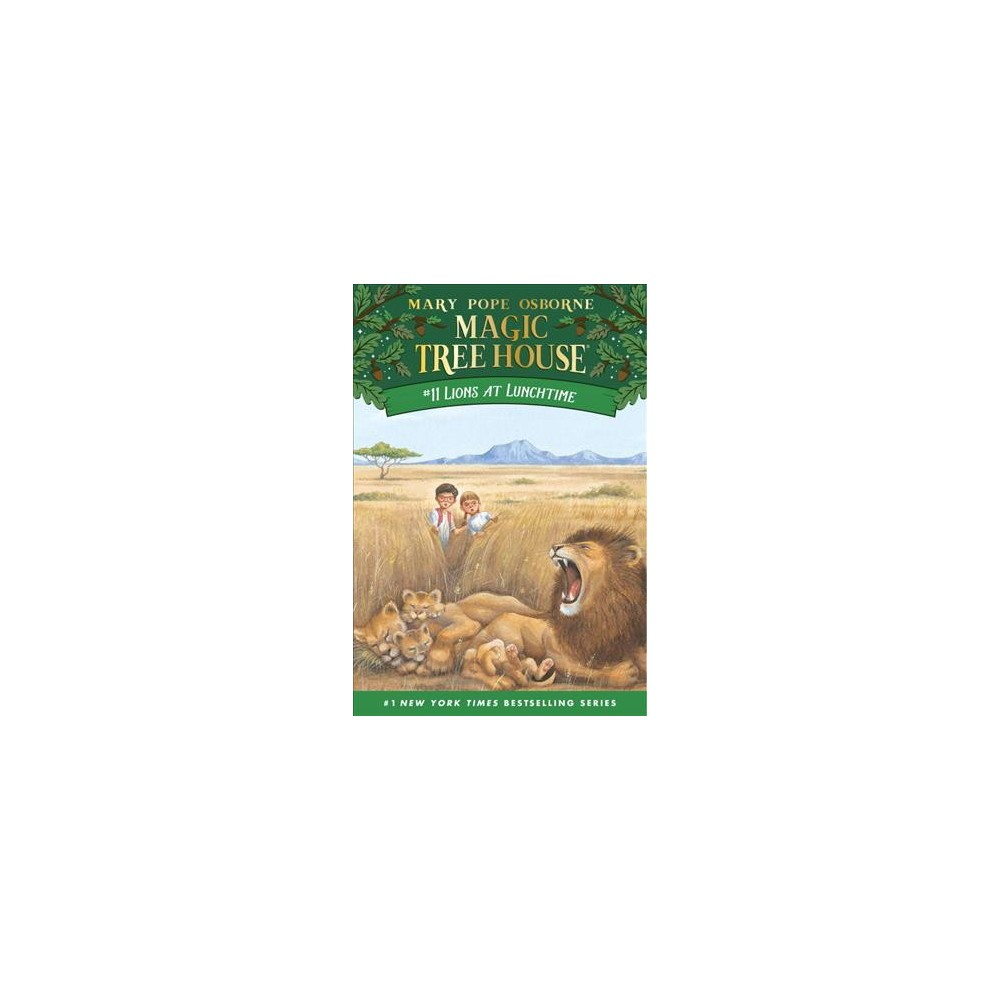 Lions at Lunchtime (Paperback) (Mary Pope Osborne)