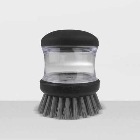 Refillable Palm Dish Brush - Made By Design™ - image 1 of 3