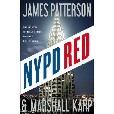 NYPD Red (Mass Market Paperback)by James Patterson, Marshall Karp