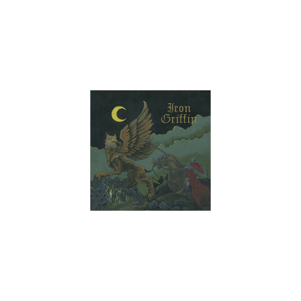 Iron Griffin - Iron Griffin (Vinyl)