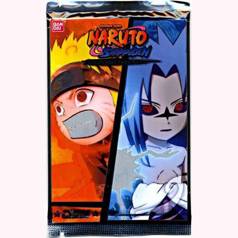 Naruto Shippuden Card Game Chibi Tournament Series 3 Booster Pack - image 1 of 1